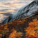 Canon Mountain by Nancy Richard