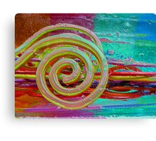 curves Canvas Print