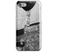 Drip. Drop. Drip. iPhone Case/Skin
