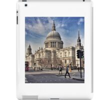 St Pauls iPad Case/Skin