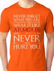 Wear It Like Armour Unisex T-Shirt