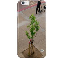 Folding Bike and Tree iPhone Case/Skin