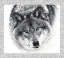 Wolf Eyes - Timber Wolf Kids Clothes