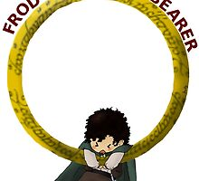 Frodo the Ringbearer by aelita15