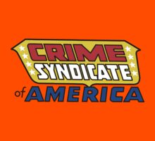 Crime Syndicate of America Kids Clothes