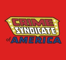 Crime Syndicate of America Baby Tee