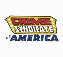Crime Syndicate of America Kids Tee