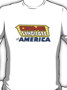 Crime Syndicate of America T-Shirt