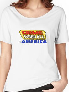 Crime Syndicate of America Women's Relaxed Fit T-Shirt