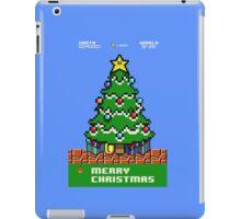 Merry 8-bit Christmas iPad Case/Skin