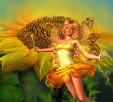 Sunflower by Rose Moxon