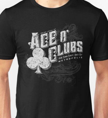 Ace O Clubs Unisex T-Shirt