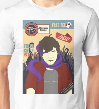 Tift23 Fake Cereal Box Unisex T-Shirt