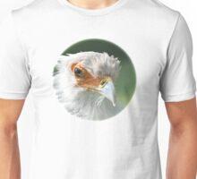 Secretary Bird / Sekretär Unisex T-Shirt