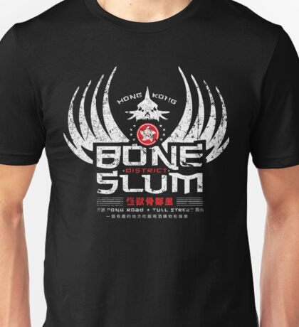 Bone Slum Unisex T-Shirt