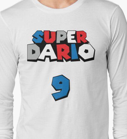 Super Dario 9 Long Sleeve T-Shirt