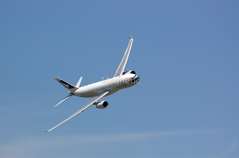 Cathay Pacific 2 by Magnetic
