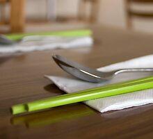 Chopsticks by Zoe Hamilton