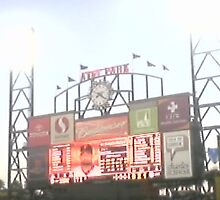 At&T Park SF by jcluvdwut