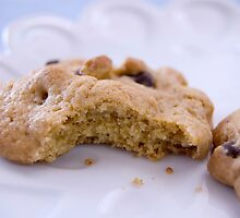 Chocolate chip cookies by Zoe Hamilton