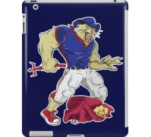 Wilbur Wildcat Full Color iPad Case/Skin