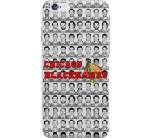 Chicago Blackhawks Roster - Cartoon iPhone Case/Skin