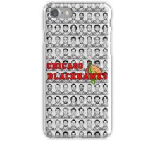 Chicago Blackhawks Roster - Cartoon iPhone Case/Skin