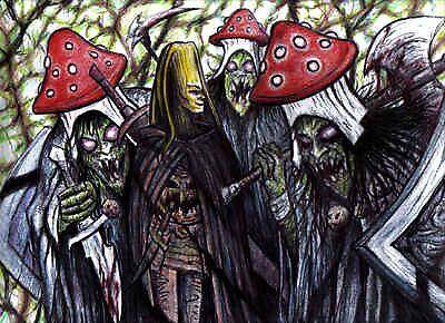 Witchez! by GlennPearce