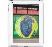 Psychonautes, heart organ, Cork, Street art iPad Case/Skin