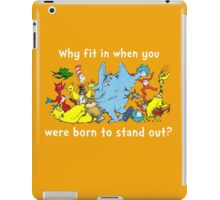 Dr Suess Group iPad Case/Skin