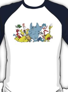 Dr Suess Group T-Shirt