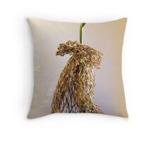 Ikebana-001 Throw Pillow