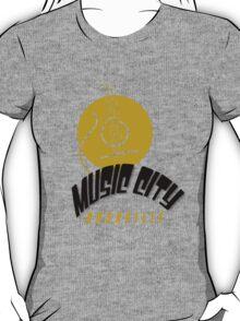 Music City Nashville T-Shirt