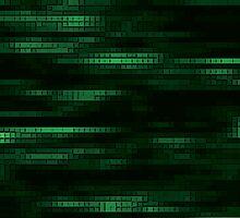 Green Blocks by CGFWill