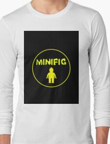MINIFIG Long Sleeve T-Shirt
