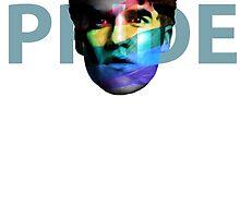 Darren Criss - Pride by remohd