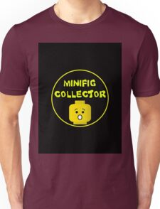 MINIFIG COLLECTOR Unisex T-Shirt