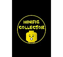 MINIFIG COLLECTOR Photographic Print