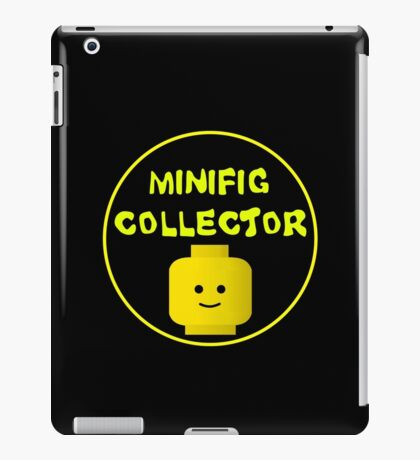 MINIFIG COLLECTOR iPad Case/Skin