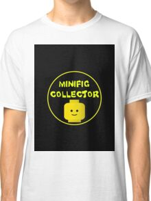 MINIFIG COLLECTOR Classic T-Shirt