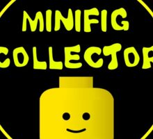 MINIFIG COLLECTOR Sticker