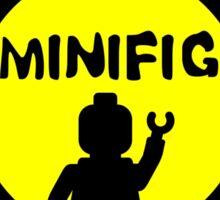 MINIFIG Sticker