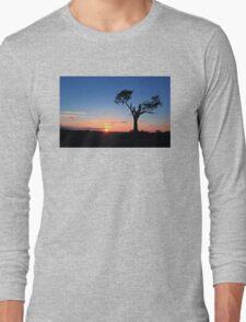 Sunrise...Just Waking Up Long Sleeve T-Shirt