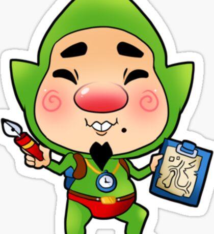 Tingle Tingle Kooloo-Limpah! Sticker