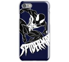 Spider-Man, Back In Black iPhone Case/Skin