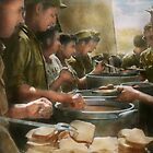 Army - Another potato please by Mike  Savad