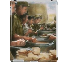 Army - Another potato please iPad Case/Skin
