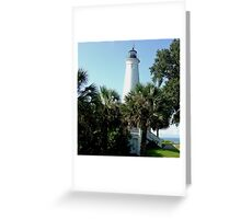Tallahassee Lighthouse Greeting Card