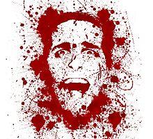 American psycho by delahuntagram