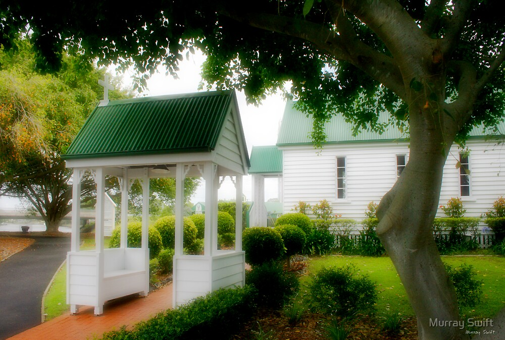 Gold Coast Wedding Chapel by Murray Swift